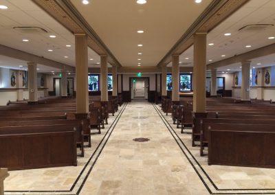 Interior Shrine Church 4